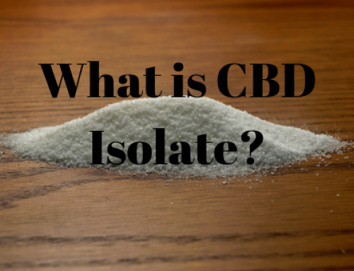 WHAT IS CBD ISOLATE AND ITS ADVANTAGES